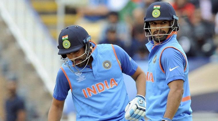 मैच रिकार्ड्स: भारतीय टीम की शानदार जीत में रोहित और धवन की जोड़ी ने एक या दो नहीं, बल्कि बनाये 22 रिकार्ड्स 33