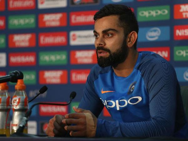 फाइनल में पाकिस्तान के हाथों मिली शर्मनाक हार के बाद विराट कोहली कह गए ये बड़ी बात