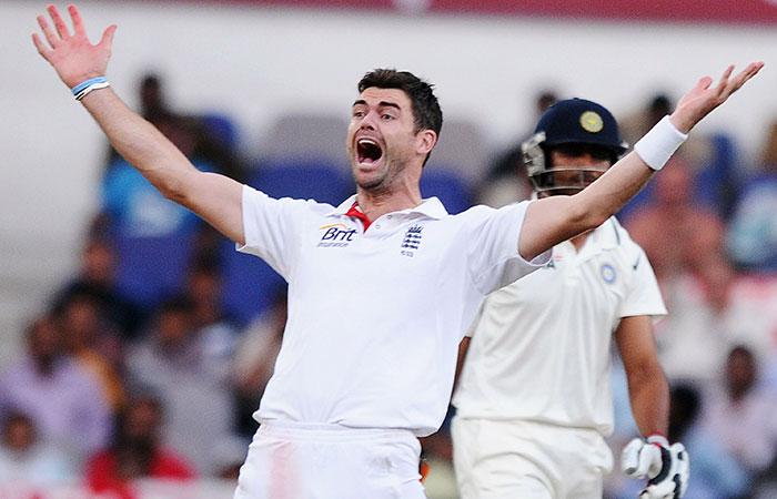 दक्षिण अफ्रीका के खिलाफ होने वाले पहले टेस्ट मैच के लिए जेम्स एंडरसन की हुई टीम में वापसी