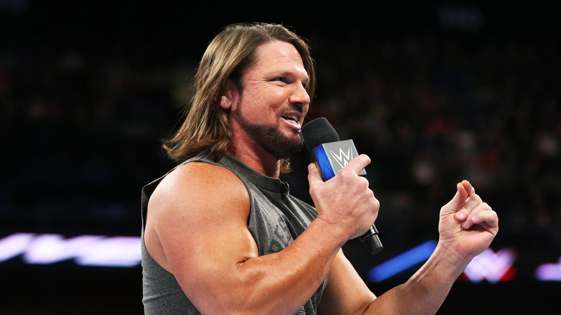 WWE NEWS: फैन ने एजे स्टाइल्स से पूछा कि क्यों नहीं मिली समरस्लैम के पोस्टर में जगह, स्टाइल्स ने दिया स्टाइलिश जवाब