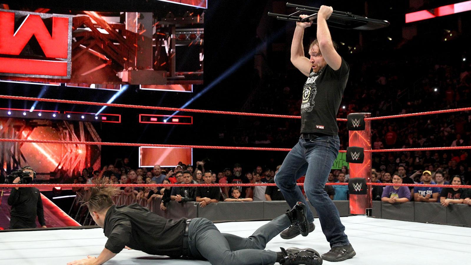 WWE रॉ रिजल्ट्स : 11 जुलाई 2017 3