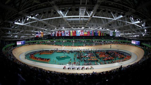 आग दुर्घटना से रियो ओलम्पिक के लिए बना वेलोड्रोम नष्ट हुआ 18