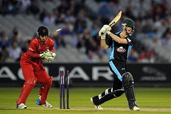 नेटवेस्ट टी-20 में इस खिलाड़ी ने दोहराया युवराज सिंह के 1 ओवर में 6 छक्के लगाने का विश्व रिकॉर्ड