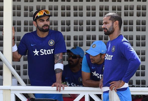 ऐसा क्या हुआ जो विराट कोहली के वजह से शिखर धवन ने कर लिया था क्रिकेट छोड़ने का फैसला, कोच के समझाने पर रुके गब्बर