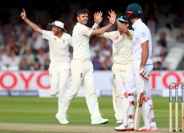 जेम्स एंडरसन ने रचा विश्व क्रिकेट के इतिहास का सबसे बड़ा इतिहास, ऐसा करने वाले पहले खिलाड़ी बने एंडरसन