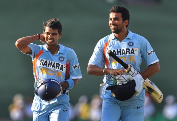 जहीर खान के नाम दर्ज है बल्लेबाजी का ऐसा रिकॉर्ड जो आज तक नहीं बना सके धोनी और कोहली जैसे दिग्गज 51