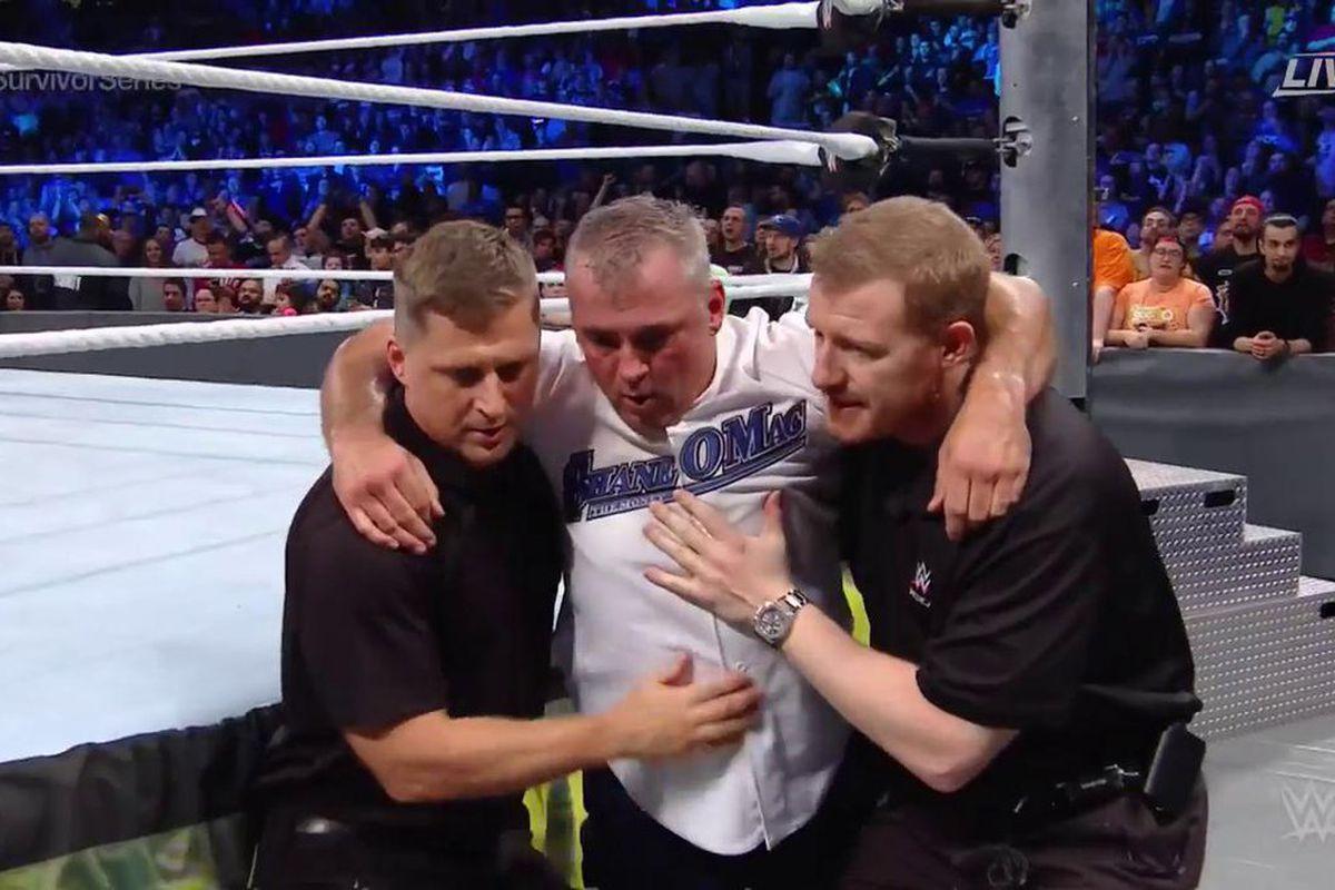 WWE NEWS: शेन मैकमोहन के साथ हुआ बड़ा हादसा, बाल-बाल बचे जा सकती थी जान 73