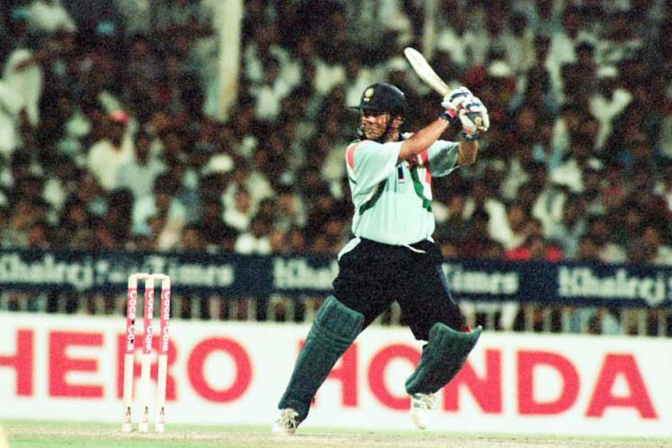 सचिन ने बताया अपने क्रिकेट करियर की सबसे मुश्किल पारी, जब 1-1 गेंद खेलना हो गया था मुश्किल