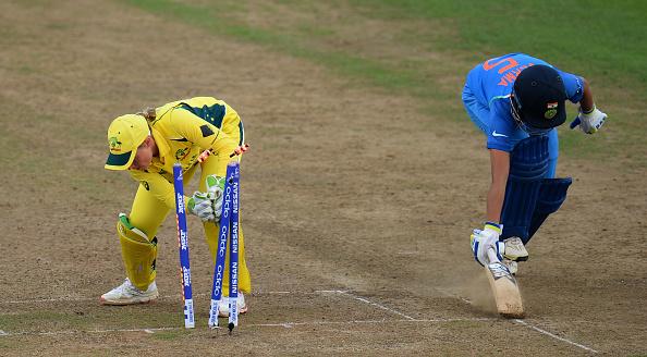 वीडियो: सुषमा वर्मा ने ऑस्ट्रेलिया के खिलाफ मैच में पैरी के साथ किया वो जो 2008 में गंभीर ने कर किया था वाटसन की बोलती बंद 35