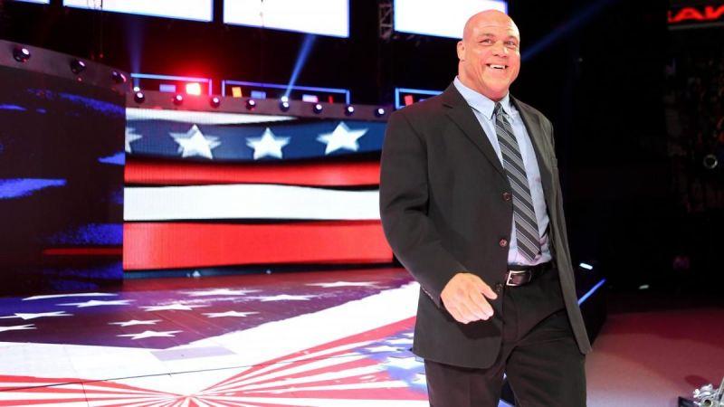 WWE NEWS: WWE रॉ के जनरल मैनेजर कर्ट एंगल कर रहे है स्टोरीलाइन में बदलाव, अब इस स्टोरीलाइन में दिखेगा WWE