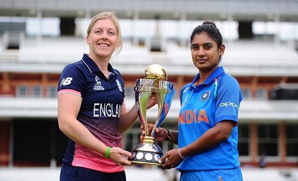 आईसीसी महिला विश्व कप 2017: आईसीसी ने घोषित की महिला टीम ऑफ़ द टूर्नामेंट, 3 भारतीय खिलाड़ियों को मिली जगह 15