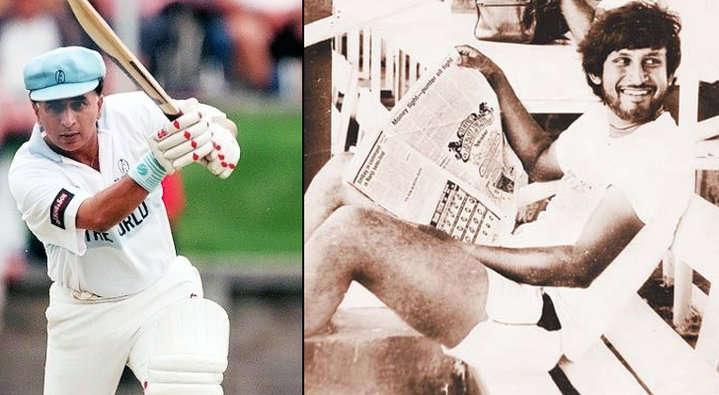 जब सुनील गावस्कर का शतक देखने के चक्कर में इस दिग्गज खिलाड़ी ने पैंट में ही कर दी थी टॉयलेट! 18