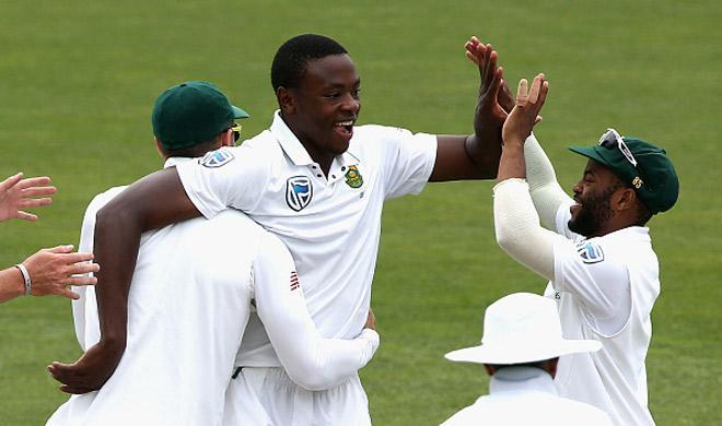 किसने क्या कहा : कगिसो रबाडा ने लिए दोनों पारियों में मिलाकर 11 विकेट तो ऐसी रही ट्विटर प्रतिक्रिया 6
