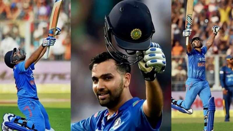 धोनी या कोहली ने नहीं बल्कि इस भारतीय खिलाड़ी  ने की थी रोहित शर्मा को 264 रन बनाने में मदद, अब है टीम से बाहर