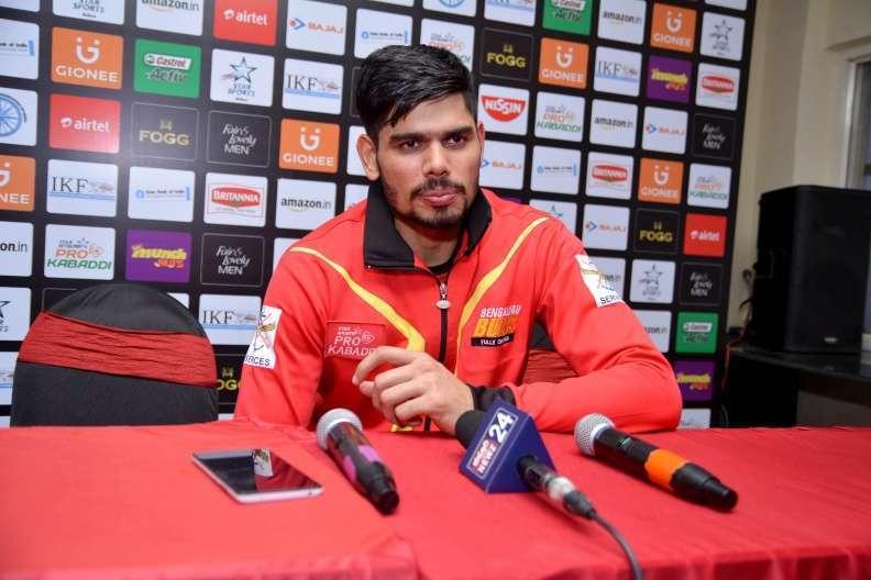एशियाई खेलों के लिए भारतीय टीम में जगह बनाना लक्ष्य : रोहित