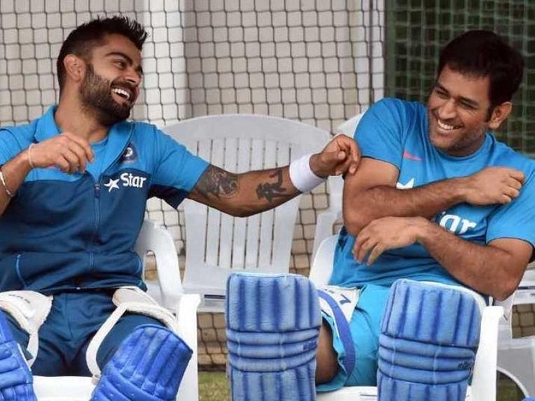 विराट कोहली और धवन जैसे टैटू लवर खिलाड़ियों के बीच महेंद्र सिंह धोनी इस वजह से नहीं बनवाते टैटू