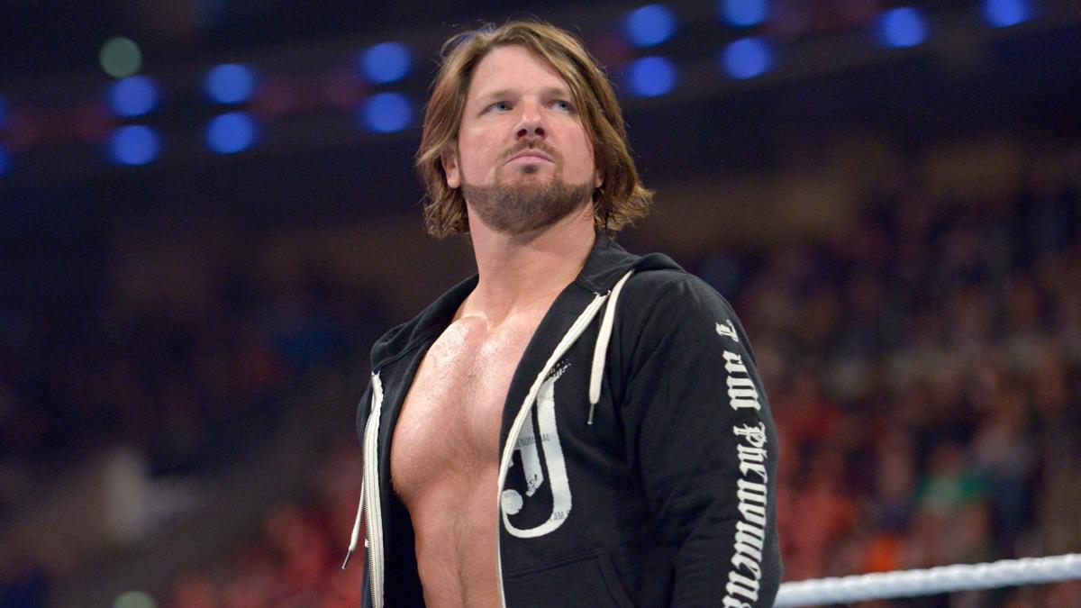 NEWS: आखिरकार एजे स्टाइल्स ने खोला बड़ा राज़, बताया आखिर क्यों TNA को छोड़कर WWE में आये 26