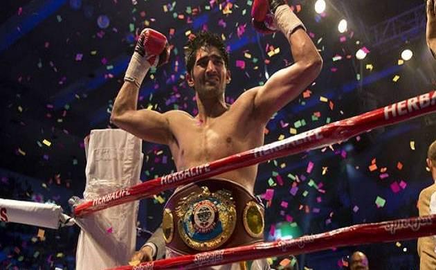 मुक्केबाजी : विजेंदर ने जुल्पिकार को हरा जारी रखा विजयी क्रम 7