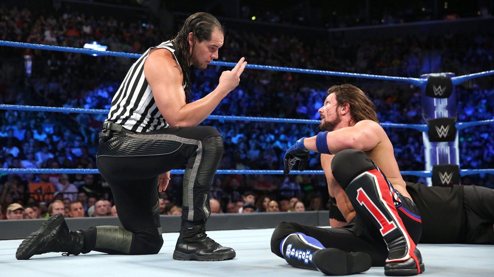 WWE SMACKDOWN RESULTS: 23 AUGUST 2017, सभी मैच एक नजर में वीडियो के साथ 25
