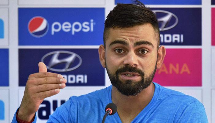 श्रीलंका के खिलाफ 5-0 से सीरीज जीतने के बाद धोनी, रोहित और धवन का योगदान भुला विराट ने सिर्फ इन 2 खिलाड़ियों को दिया जीत का पूरा श्रेय