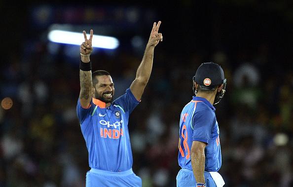 STATS: भारतीय टीम की शानदार जीत में चमके शिखर धवन बना डाले पुरे 7 रिकॉर्ड, सहवाग को दी चुनौती 14
