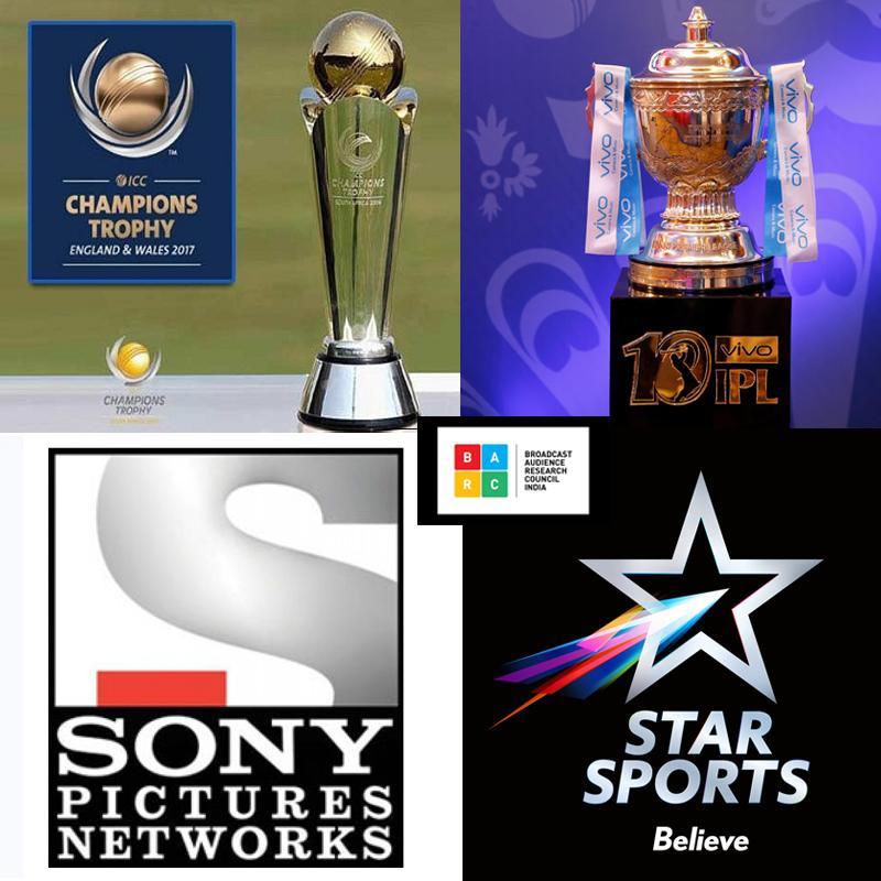 आईपीएल के पहले ही हफ्ते में सोनी ने मारी व्युर्स के मामले में स्टार से बाजी 15