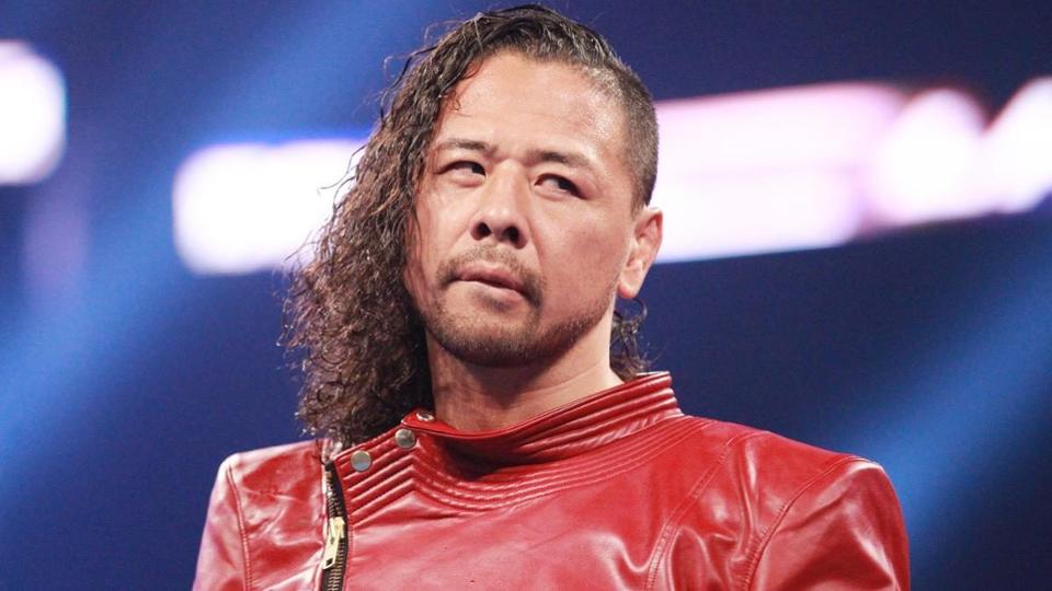 WWE NEWS: शिन्सुके नाकामुरा को इन बड़ी वजहों से नहीं बनाना चाहिए समरस्लैम में WWE चैंपियन 91