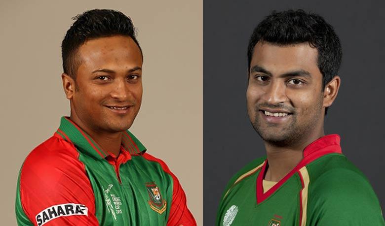 बांग्लादेश के दिग्गज खिलाड़ी तमीम इकबाल और शाकीब अल हसन ऑस्ट्रेलिया के खिलाफ पहले टेस्ट में उतरते ही हासिल कर लेंगे ये खास मुकाम 8