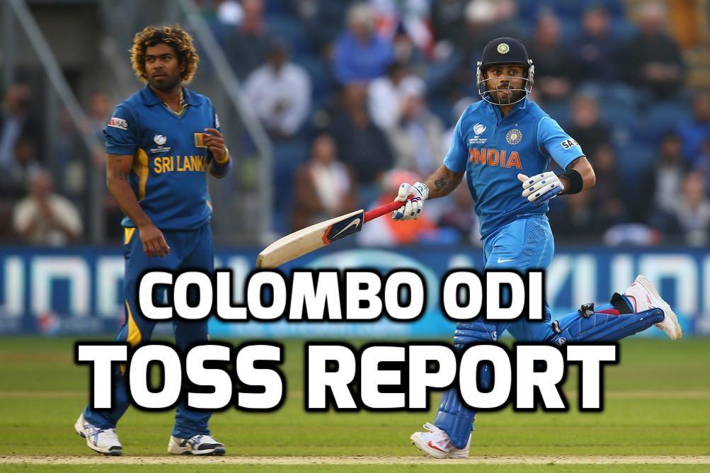 भारत बनाम श्रीलंका: भारत ने टॉस जीता पहले बल्लेबाजी करने का फैसला किया, टीम में हुए बड़े बदलाव