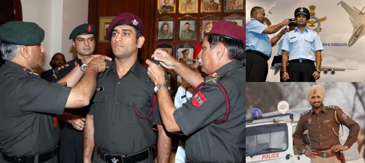 सचिन है एयरफोर्स में ग्रुप कैप्टन, तो कपिल है भारतीय सेना में लेफ्टिनेट कर्नल, जाने किस पोस्ट पर है अन्य भारतीय खिलाड़ी 1