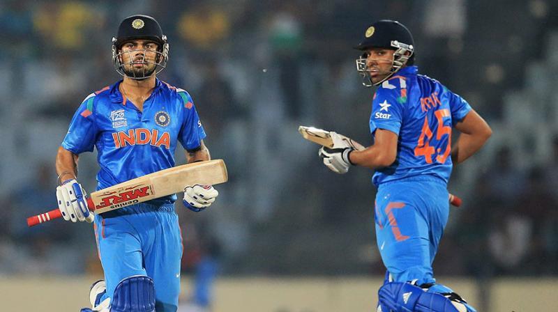 किसने क्या कहा: श्रीलंका के खिलाफ अपना 300वाँ मैच खेलते ही ट्विटर पर छाये धोनी, कोहली का शतक भी पड़ा धूमिल