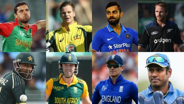 इन 6 बल्लेबाजो के नाम हैं अपने पहले 100 एकदिवसीय मैचों में सबसे ज्यादा रन बनाने का विश्व रिकॉर्ड, जाने कौन से नंबर पर हैं कोहली का नाम 16
