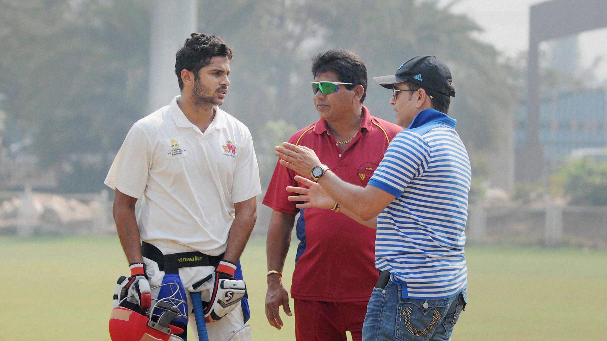 लीजेंड सचिन तेंदुलकर की इस एक सलाह ने शार्दुल ठाकुर को दिला दी भारतीय टीम में जगह