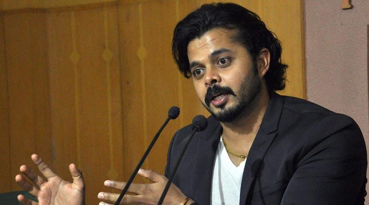 श्रीसंत के प्रसंशको के लिए खुशखबरी, केरल क्रिकेट संघ श्रीसंत की वापसी को तैयार, बीसीसीआई भी जल्द दे सकती है मंजूरी