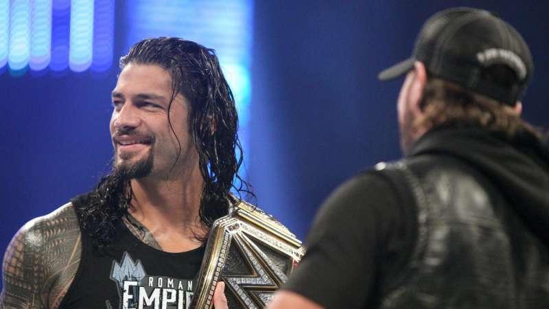 WWE NEWS: रोमन रेन्स ने जॉन सीना को नहीं बल्कि इस रेस्लर को बताया अपना फेवरेट प्रतिद्वंदी