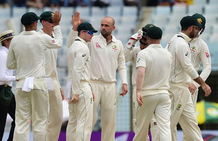 RECORDS: बांग्लादेश के खिलाफ दूसरे टेस्ट मैच के पहले ही दिन नाथन लायन ने बनायें ये तीन बड़े रिकॉर्ड 50