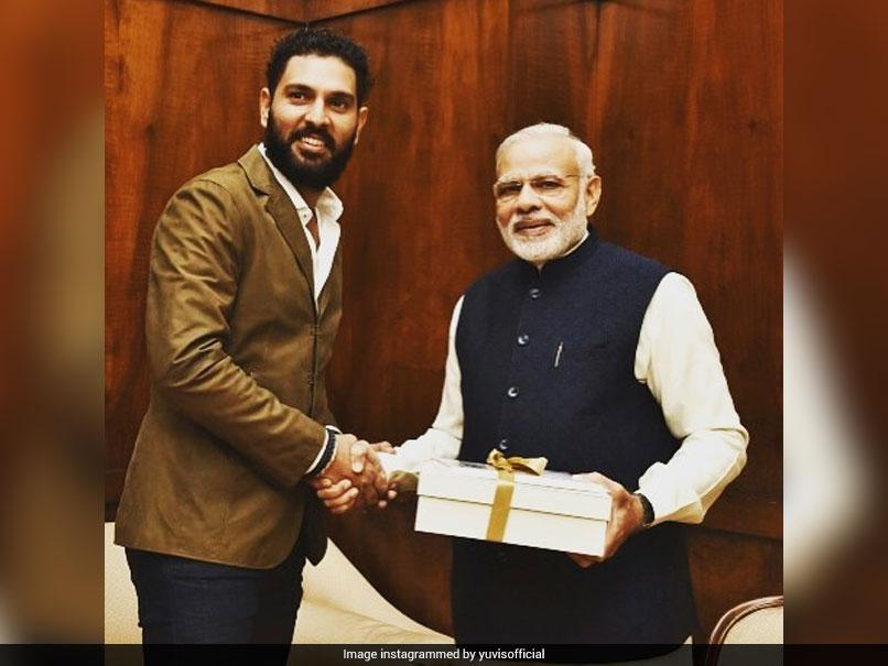 प्रधानमंत्री नरेंद्र मोदी जी ने युवराज को इस कारण लिखा पत्र, युवराज ने भी इन्स्टाग्राम में डाल सबके साथ किया शेयर