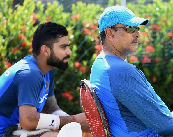 रवि शास्त्री ने बीसीसीआई से की ऐसी मांग, जिसे सुनने के बाद टूट जायेगा करोड़ो क्रिकेट प्रेमियों का दिल 42