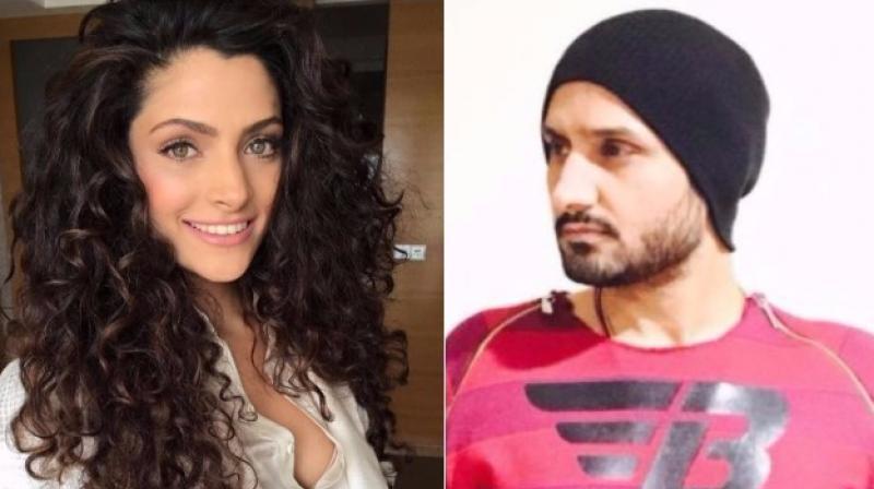 बॉलीवुड फिल्म 'मिर्जिया' की अभिनेत्री स्यामि खैर ने हरभजन सिंह के लिए किया ये खास ट्विट, हो सकती है गीता बसरा को जलन