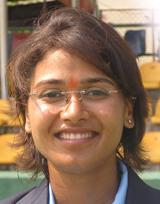 तमिल फिल्म से जुड़ीं पूर्व क्रिकेटर देविका पल्शिकर