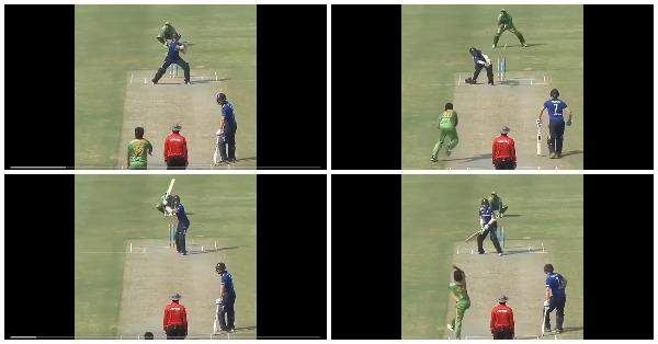 वीडियो: इंग्लैंड के इस बल्लेबाज ने खेला ऐसा शॉट कि वीडियो देखने के बाद नहीं रुकेगी आपकी हंसी, कप्तान मोर्गन ने भी बनाया मजाक