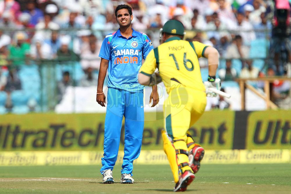 तो इसलिए भारतीय टीम ने ऑस्ट्रेलिया के खिलाफ वनडे सीरीज के लिए टीम में शामिल किया एक अतिरिक्त तेज गेंदबाज