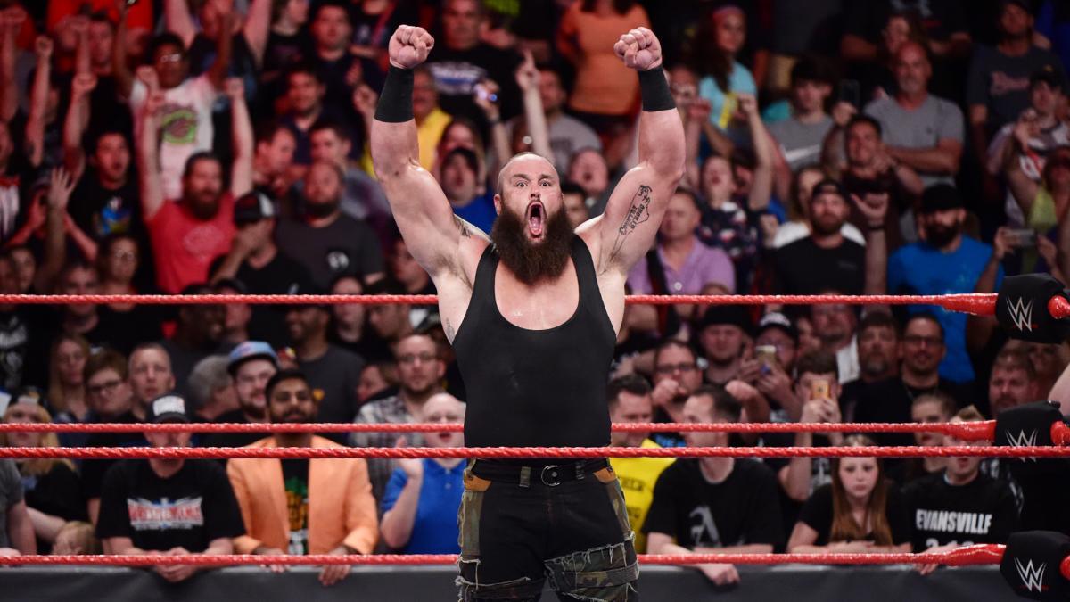 ब्रॉन स्ट्रोमैन को इस साल WWE यूनिवर्सल चैंपियन बनते हुए नही देखना चाहते है ये दिग्गज, वजह जान कर आप हैरान रह जाएँगे 37