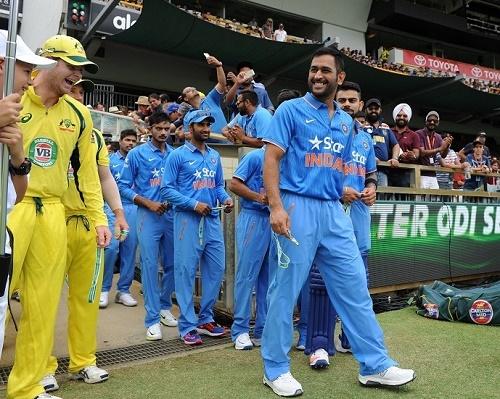 'दशहरा' के खास पर्व को कुछ इस खास और मजेदार अंदाज में मनाया भारतीय खिलाड़ियों ने 11