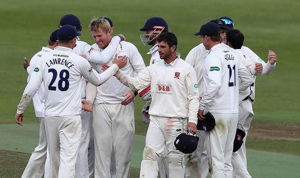 एसेक्स क्रिकेट क्लब ने जीता काउंटी चैम्पियनशिप का ताज