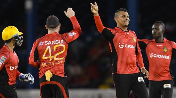 सीपीएल : शाहरुख़ खान की टीम ने 6 विकेट से जीत हासिल कर बनाई क्वालीफायर-2 में जगह 1