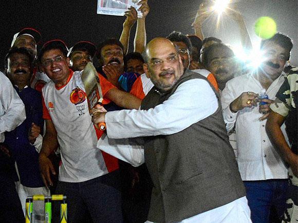 सौरव गांगुली को बीसीसीआई अध्यक्ष बनाने के लिए किसी चीज की डील नहीं हुई : अमित शाह 3