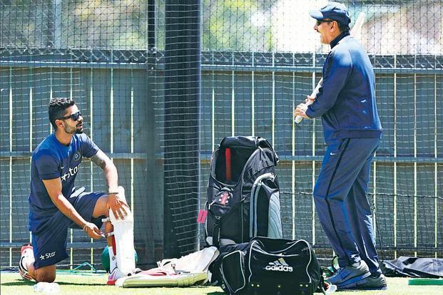 ऑस्ट्रेलिया के खिलाफ भिडंत से पहले कोच रवि शास्त्री ने कहा कुछ ऐसा जिसके बाद विश्वकप में अश्विन और जडेजा को जगह मिलना नामुमकिन