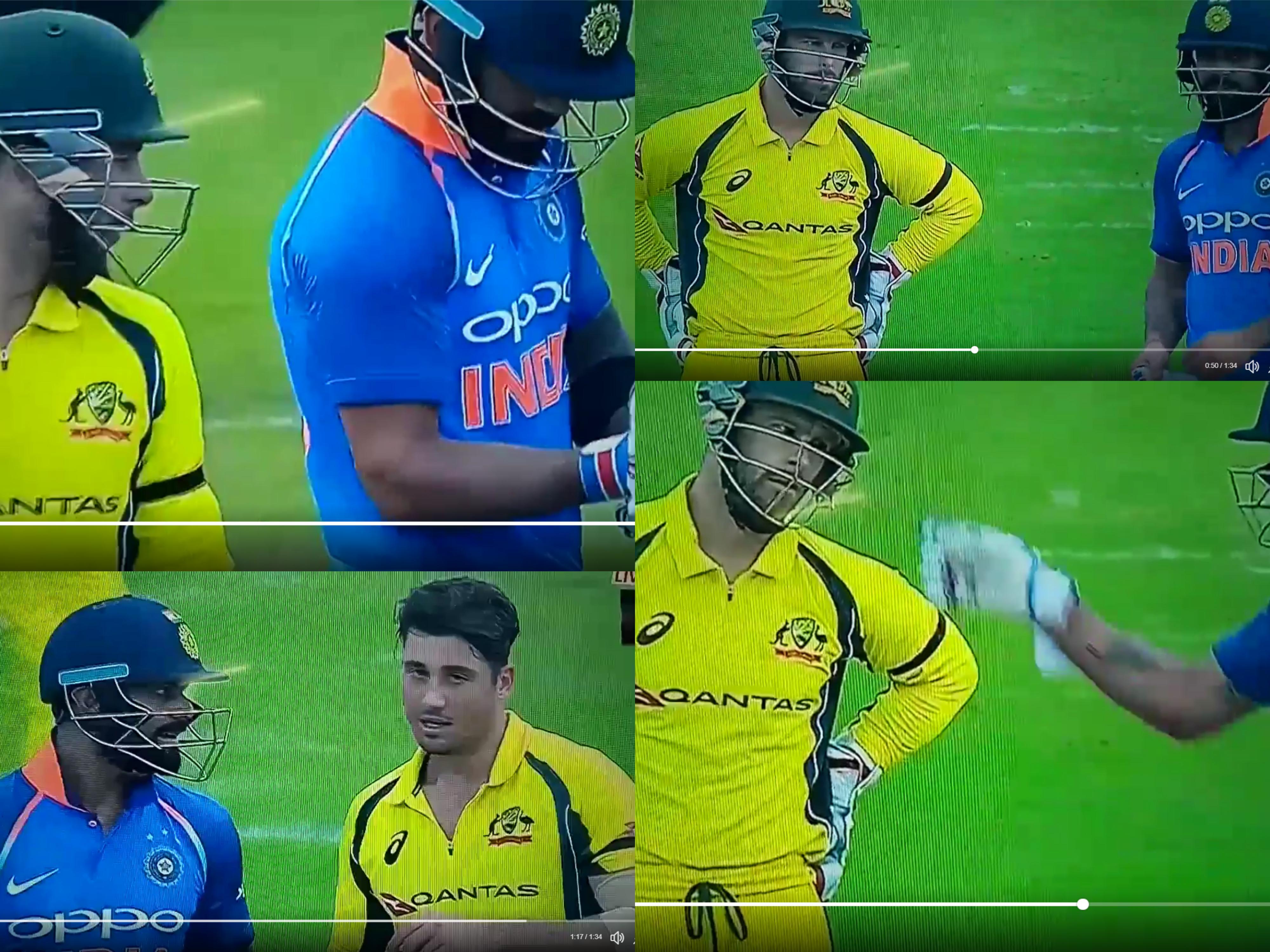 वीडियो: दुसरे मैच में ऑस्ट्रेलिया के खिलाफ दिखा विराट कोहली का गुस्सा और फिर जो हुआ वो काफी चौकाने वाला था 8