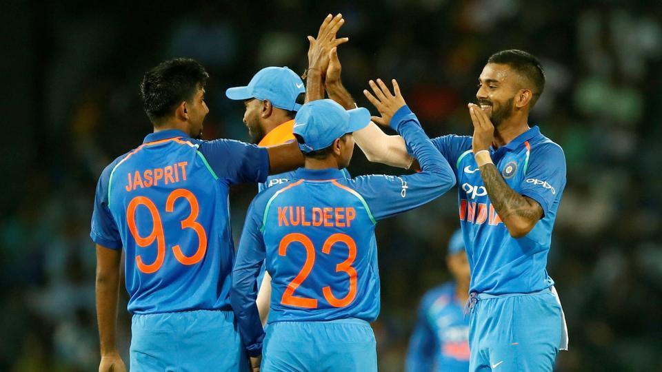 कोलंबो वनडे : आखिरी वनडे जीत, भारत का सीरीज पर 5-0 से कब्जा